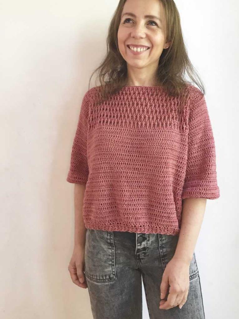 tejido patron crochet