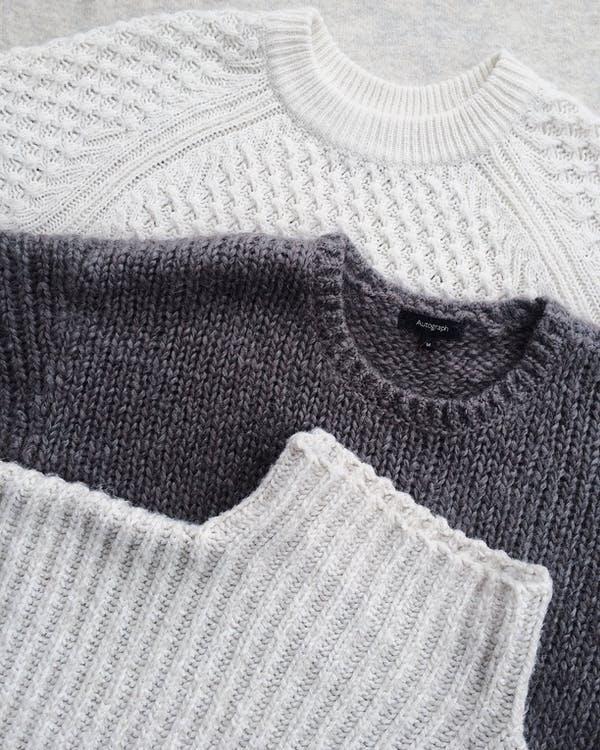 hilos y lanas para crochet